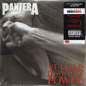 PANTERA – VULGAR DISPLAY OF POWER -180GR- (2xLP)