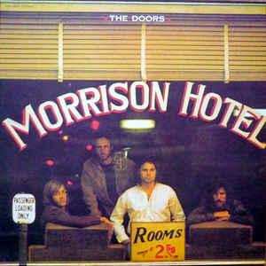 DOORS – MORRISON HOTEL (LP)
