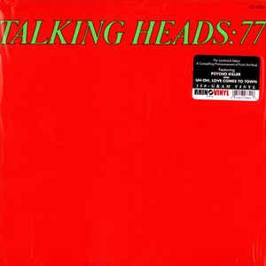 TALKING HEADS – TALKING HEADS: 77 -HQ VINYL- (LP)