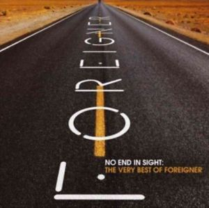 FOREIGNER – NO END IN SIGHT: THE VERY BEST (2xCD)