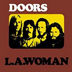 DOORS, THE – L.A. WOMAN (40TH ANNIVERSARY) (CD)