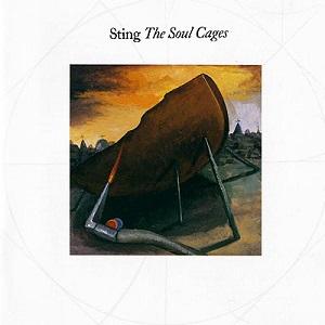 STING – SOUL CAGES (LP)