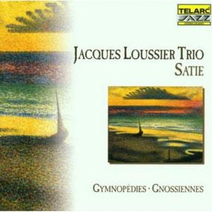 JACQUES LOUSSIER TRIO – MUSIC OF SATIE (CD)