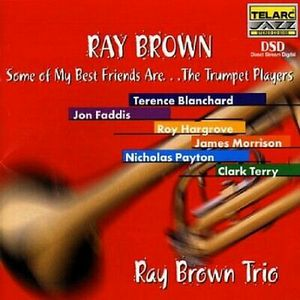 BROWN,RAY – SOME OF MY BEST FRIENDS ARE (CD)