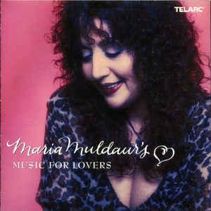 MULDAUR, MARIA MUSIC FOR LOVERS CD TELAR 83512 –  (CD)