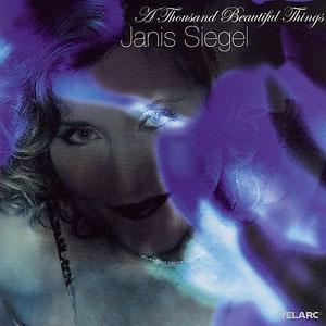 JANIS SIEGEL – A THOUSAND BEAUTIFUL (CD)