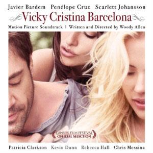 VARIOUS – VICKY CRISTINA BARCELONA OST (CD)