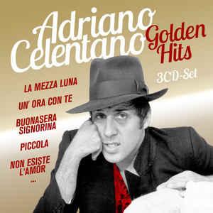 CELENTANO, ADRIANO – GOLDEN HITS (3xCD)