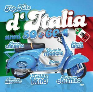 VARIOUS ARTISTS – TOP HITS D'ITALIA ANNI 50 & 60 (LP)