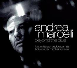 MARCELLI, ANDREA – BEYOND THE BLUE (CD)