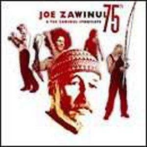 ZANIWUL, JOE – 75 TH (2xCD)