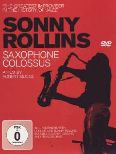 ROLLINS, SONNY – SAXOPHONE COLOSSUS (DVD)