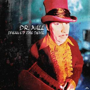 DR. WILL – SPEAK OF THE DEVIL (CD)