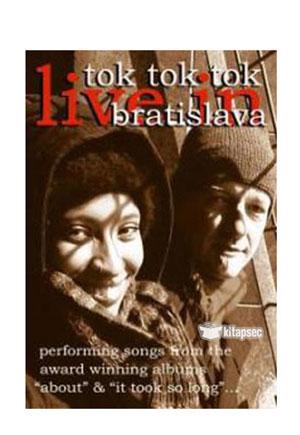 TOK TOK TOK – LIVE IN BRATISLAVA (DVD)