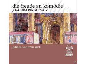 AUDIOBOOK – DIE FREUDE AN KOMOEDIE (CD)