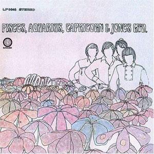 MONKEES PISCES, AQUARIUS, CAPRICO LP SUNDA –  (LP)
