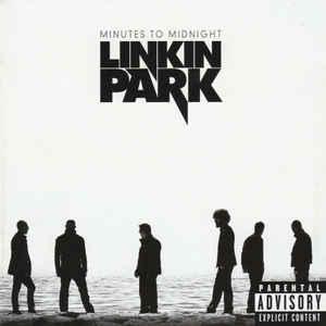 LINKIN PARK – MINUTES TO MIDNIGHT (CD)