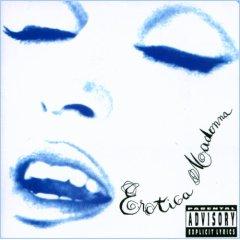 MADONNA – EROTICA (ORIGINAL VERSION (CD)