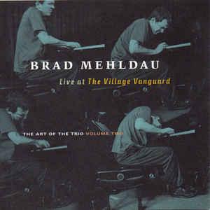MEHLDAU, BRAD – ART OF THE TRIO VOL.2 (CD)