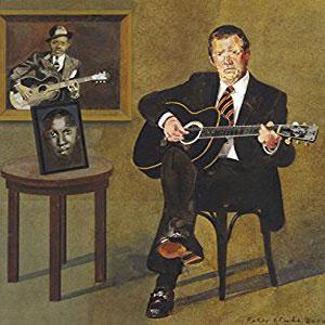 CLAPTON, ERIC – ME AND MR. JOHNSON (LP)