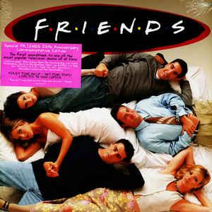 OST – FRIENDS SOUNDTRACK (2xLP)