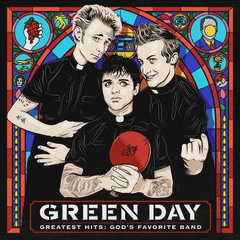 GREEN DAY – GREATEST HITS: GOD'S FAVORITE BAND (2xLP)