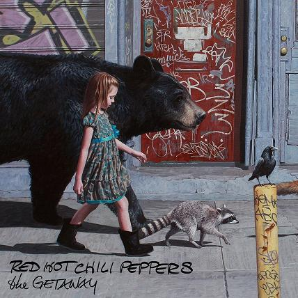 RED HOT CHILI PEPPERS – GETAWAY (2xLP)