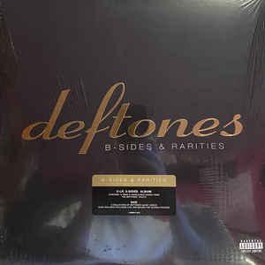 DEFTONES B-SIDES & RARITIES +DVD 2LP –  (LP)