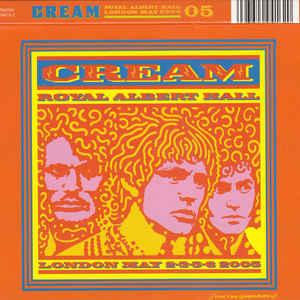 CREAM – ROYAL ALBERT HALL: LONDON 2005 (2CD) (2xCD)