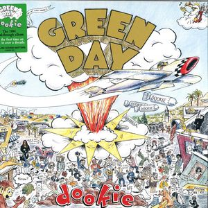 GREEN DAY – DOOKIE (LP)