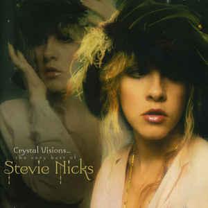 NICKS, STEVIE – CRYSTAL VISIONS… THE VERY BEST OF (CD)