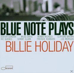 VARIOUS ARTISTS – BLUE NOTE PLAYS BILLIE HOLIDAY CD BLUEN 3493212 (CD)