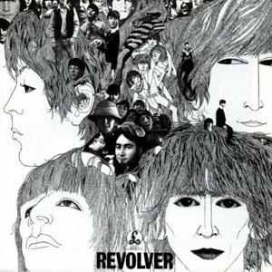 BEATLES – REVOLVER (LP)