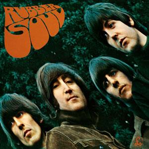THE BEATLES – RUBBER SOUL (LP)