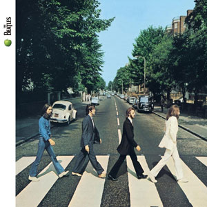 THE BEATLES – ABBEY ROAD (CD)
