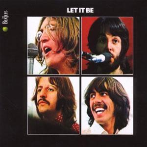 BEATLES – LET IT BE (LP)