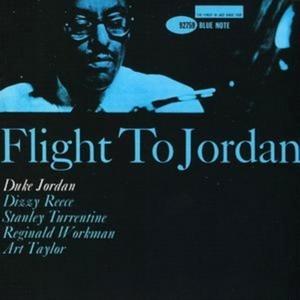 JORDAN, DUKE – FLIGHT TO JORDAN (CD)