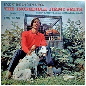 SMITH, JIMMY – BACK AT THE CHICKEN SHACK (CD)