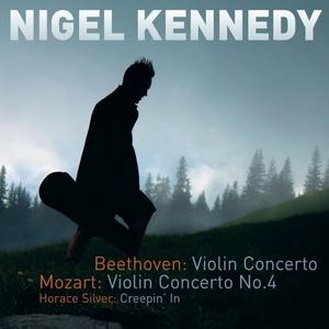 KENNEDY, NIGEL – VIOLIN CONCERTO/NO.4/CREEPIN'IN (CD)