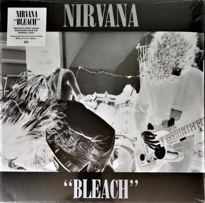 NIRVANA – BLEACH (LP)