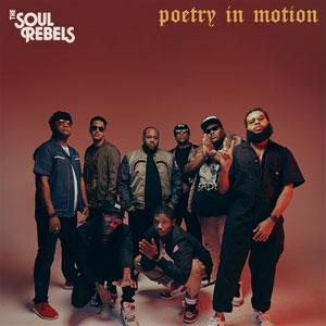 SOUL REBELS – POETRY IN MOTION (LP)