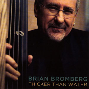BROMBERG, BRIAN – THICKER THAN WATER (CD)