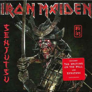 IRON MAIDEN – SENJUTSU (DIGIPAK) (2xCD)