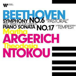 ARGERICH, MARTHA/THEODOSI – BEETHOVEN: SYMPHONY NO.6 'PASTORAL/PIANO SONATA NO.17 (CD)