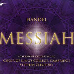 HANDEL, G. F. – MESSIAH (3xLP)