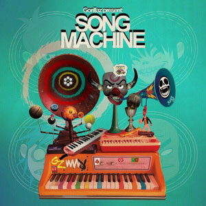 GORILLAZ – SONG MACHINE, SEASON 1 (LP)