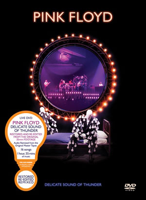 PINK FLOYD – DELICATE SOUND OF THUNDER (DVD)