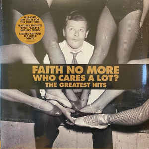 FAITH NO MORE – WHO CARES A LOT? THE GREATEST HITS (COLOURED) (2xLP)