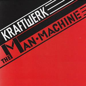 KRAFTWERK – MAN-MACHINE (LP)