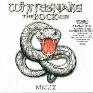 WHITESNAKE.TRIB – ROCK ALBUM (CD)